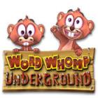 Word Whomp Underground oyunu