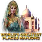 World's Greatest Places Mahjong oyunu