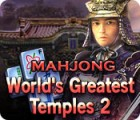 World's Greatest Temples Mahjong 2 oyunu