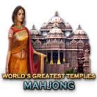 World's Greatest Temples Mahjong oyunu