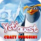 Yeti Quest: Crazy Penguins oyunu