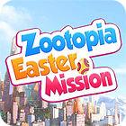 Zootopia Easter Mission oyunu