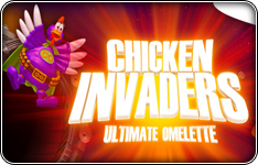 Premium oyunu Chicken Invaders 4: Ultimate Omelette
