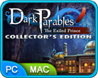 Favori oyun Dark Parables: The Exiled Prince Collector's Edition