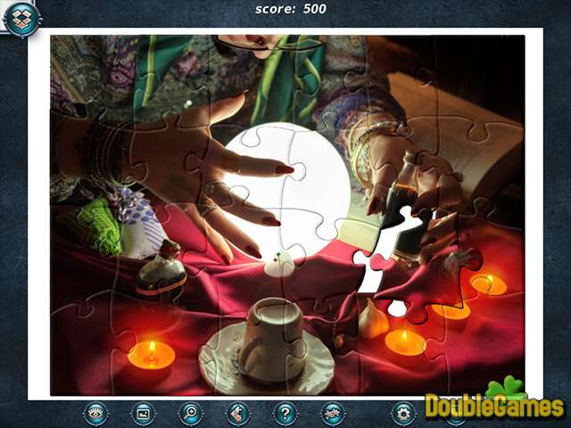 Free Download 1001 Jigsaw Legends Of Mystery Screenshot 1