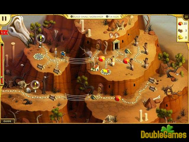 Free Download 12 Labours of Hercules V: Kids of Hellas Collector's Edition Screenshot 2