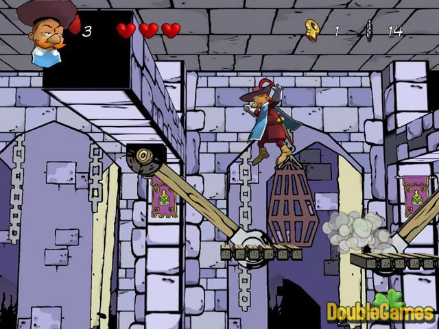 Free Download The Three Musketeers Screenshot 2