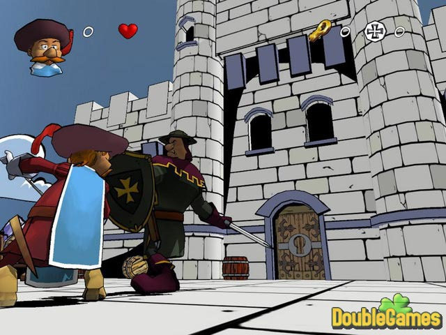 Free Download The Three Musketeers Screenshot 3