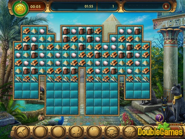 Free Download 4 Elements of Egypt Double Pack Screenshot 2