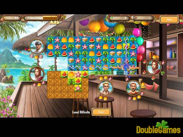 Free Download 5 Star Hawaii Resort Screenshot 3
