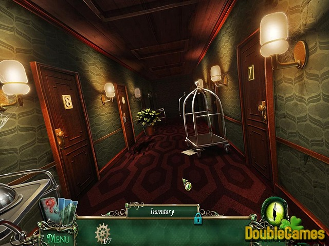 Free Download 9 Clues: The Secret of Serpent Creek Screenshot 1