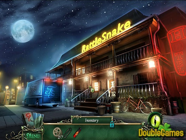 Free Download 9 Clues: The Secret of Serpent Creek Screenshot 3