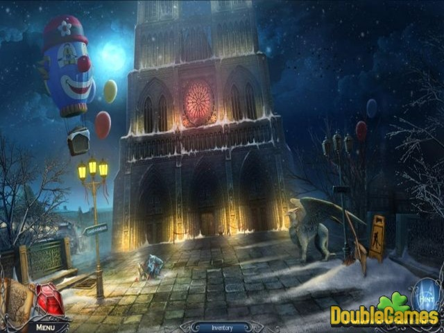 Free Download 9: The Dark Side Of Notre Dame Collector's Edition Screenshot 1
