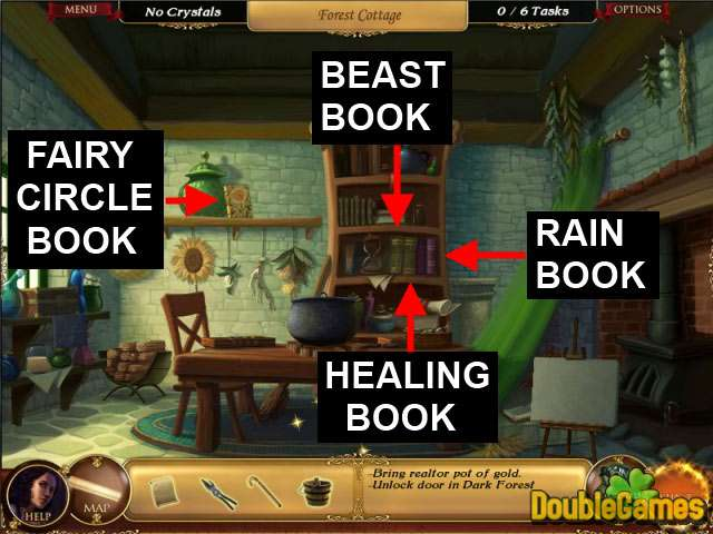 Free Download A Gypsy's Tale: The Tower of Secrets Strategy Guide Screenshot 1