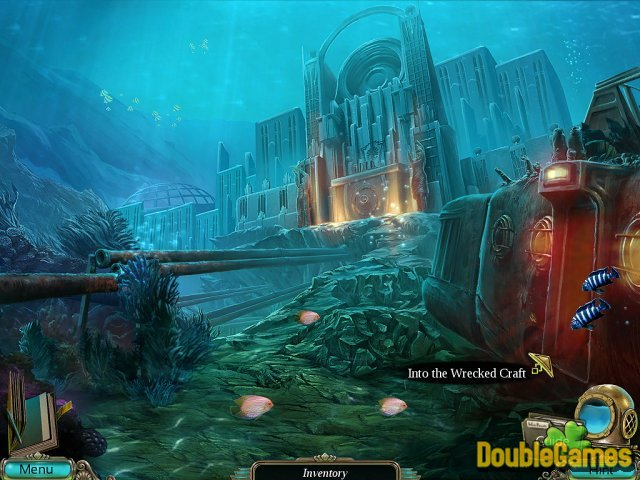 Free Download Abyss: The Wraiths of Eden Collector's Edition Screenshot 1