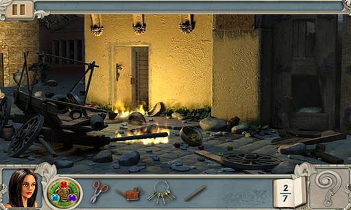 Free Download Alabama Smith: Pompeii'den Kaçış Screenshot 1