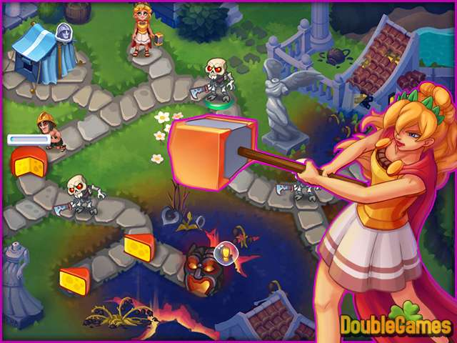 Free Download Alexis Almighty: Daughter of Hercules Collector's Edition Screenshot 2