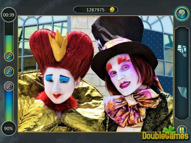 Free Download Alice's Jigsaw: Wonderland Chronicles Screenshot 1