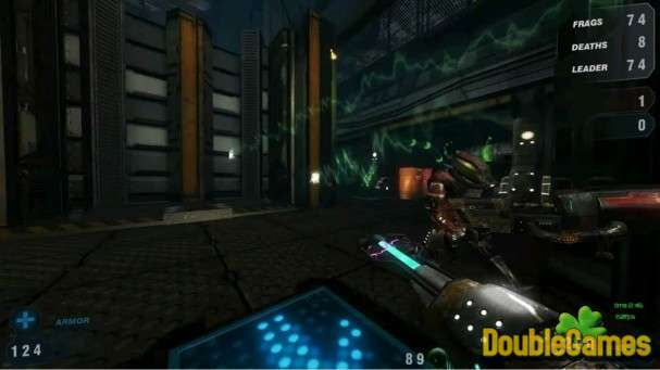 Free Download Alien Arena: Warriors Of Mars Screenshot 2