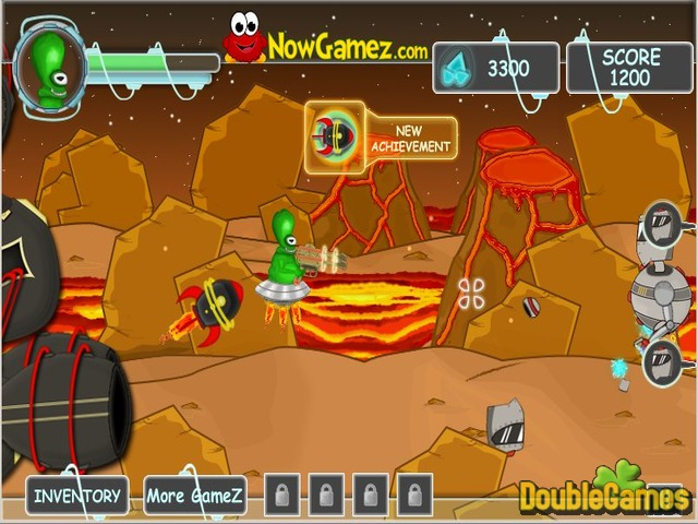 Free Download Alien vs Robots: The Conquest Screenshot 1