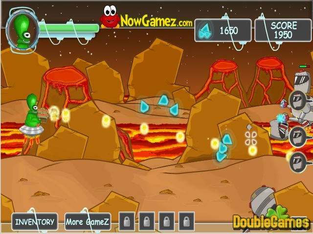Free Download Alien vs Robots: The Conquest Screenshot 2