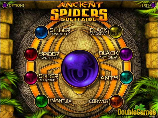 Free Download Ancient Spider Solitaire Screenshot 2