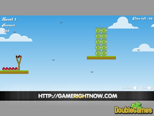 Free Download Angry Birds Bad Pigs Screenshot 2