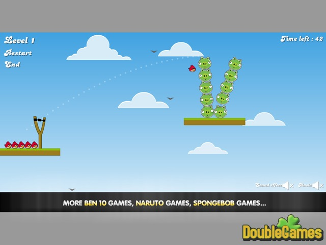 Free Download Angry Birds Bad Pigs Screenshot 3