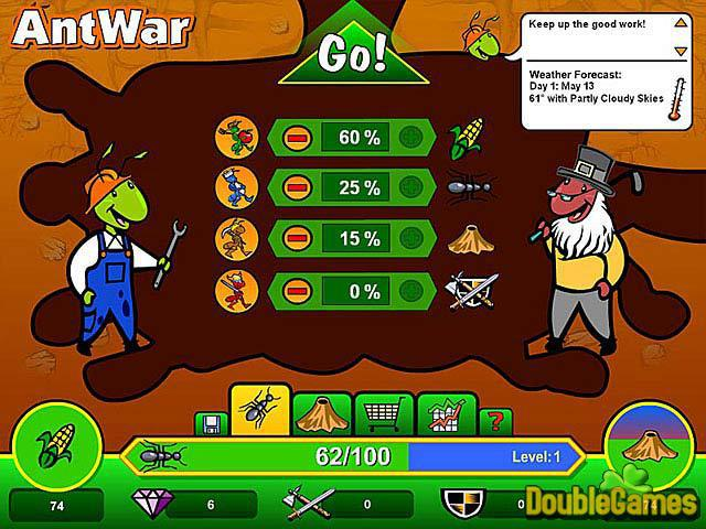 Free Download Ant War Screenshot 1