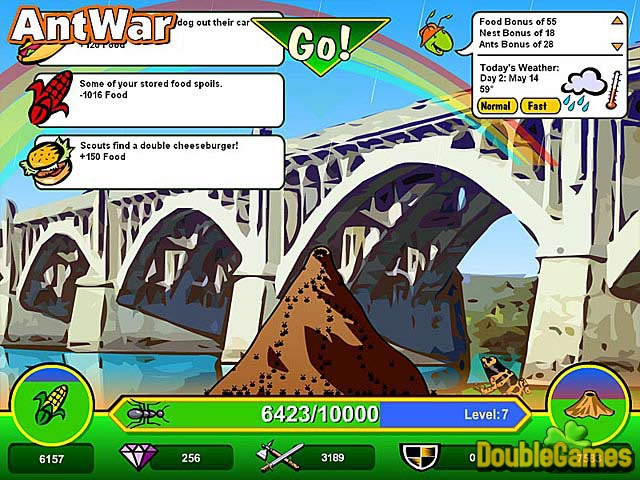 Free Download Ant War Screenshot 3