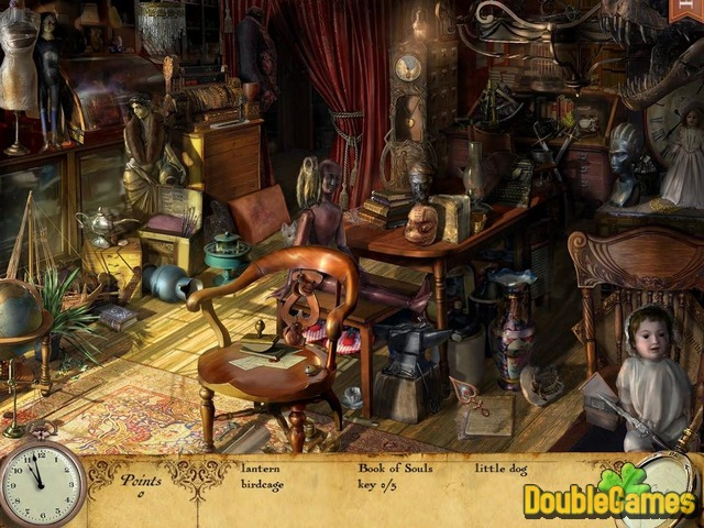 Free Download Antique Shop: Book Of Souls Screenshot 2