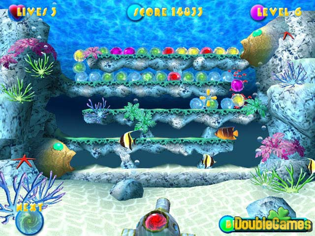 Free Download Aqua Pop Screenshot 1