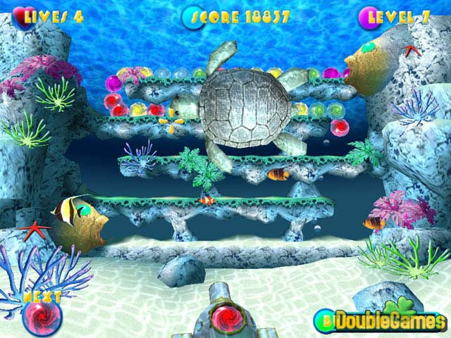 Free Download Aqua Pop Screenshot 2