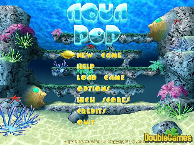 Free Download Aqua Pop Screenshot 3