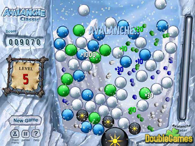 Free Download Avalanche Screenshot 1