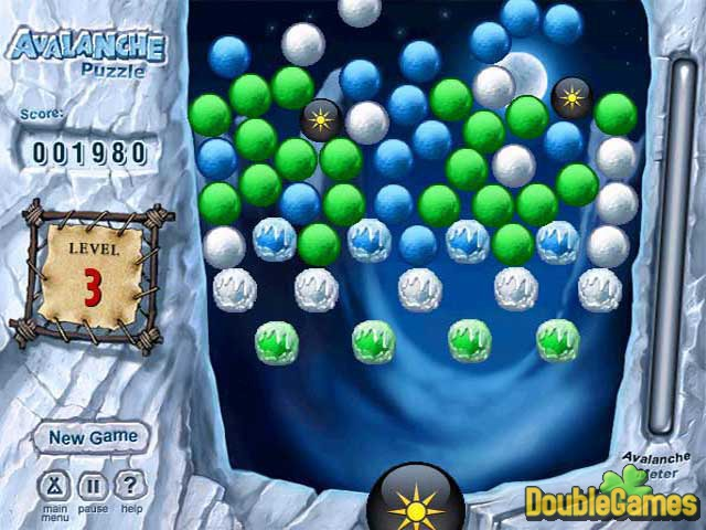 Free Download Avalanche Screenshot 3