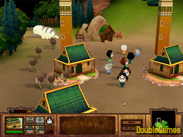 Free Download Avatar Bobble Battles Screenshot 2