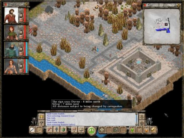 Free Download Avernum: Escape from the Pit Screenshot 2
