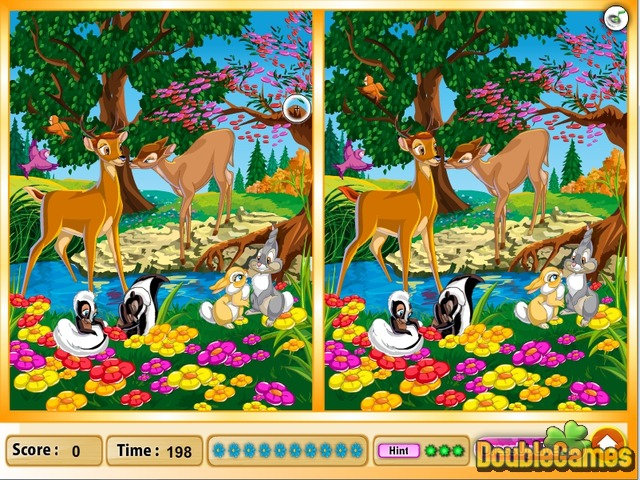 Free Download Bambi: Forest Adventure Screenshot 2