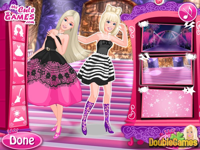 Free Download Barbie Princess and Pop-Star Screenshot 3