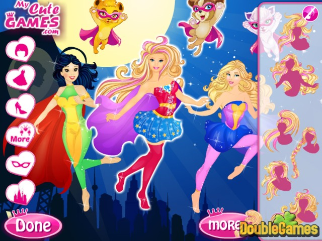 Free Download Barbie Super Princess Squad Screenshot 1