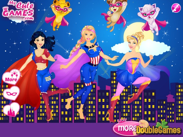 Free Download Barbie Super Princess Squad Screenshot 3