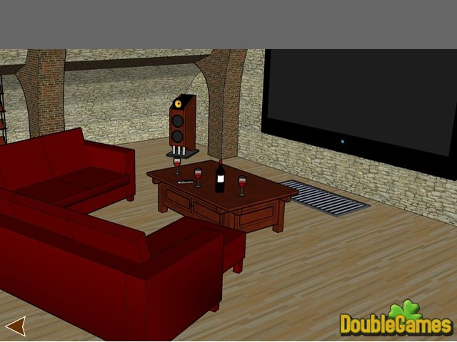 Free Download Basement Cinema Escape Screenshot 1