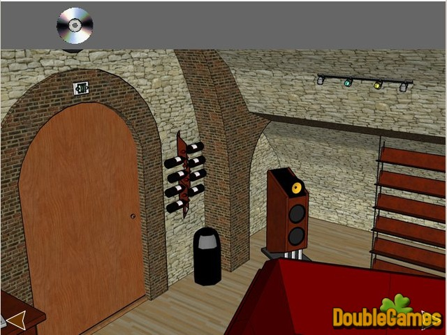 Free Download Basement Cinema Escape Screenshot 2