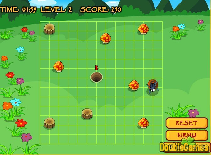 Free Download Beetle Run Screenshot 3
