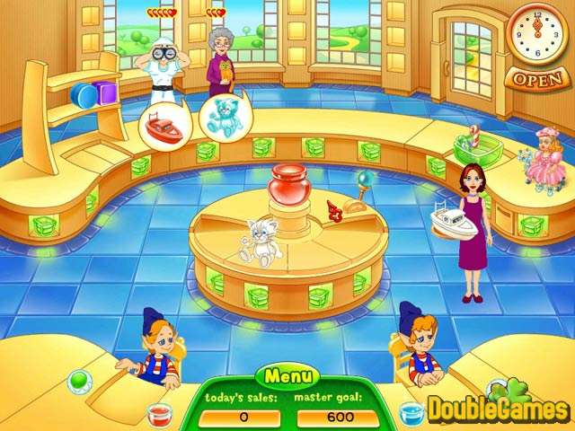 Free Download Believe in Sandy: Holiday Story Screenshot 1