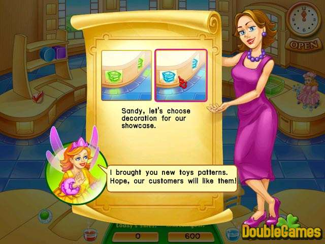 Free Download Believe in Sandy: Holiday Story Screenshot 3