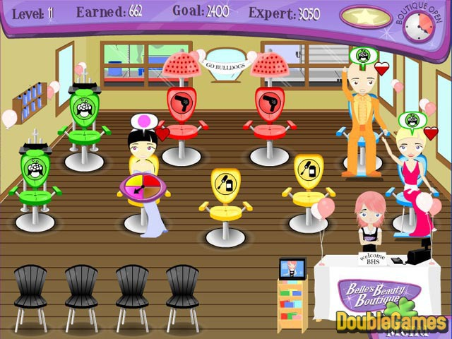 Free Download Belle`s Beauty Boutique Screenshot 2
