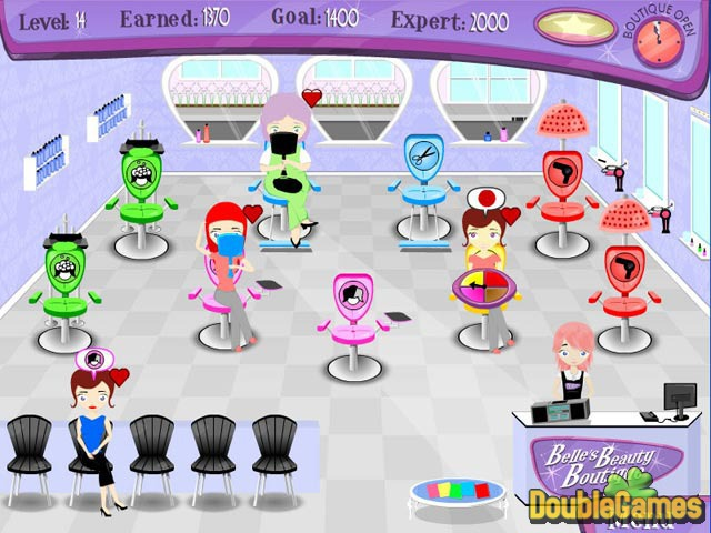 Free Download Belle`s Beauty Boutique Screenshot 3