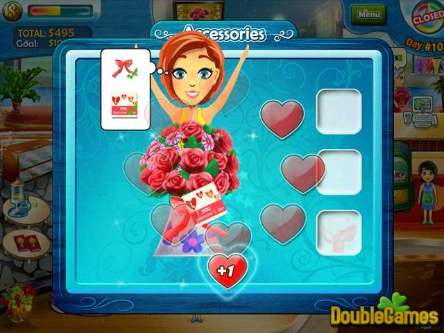 Free Download Bloom! Share flowers with the World: Valentine's Edition Screenshot 3